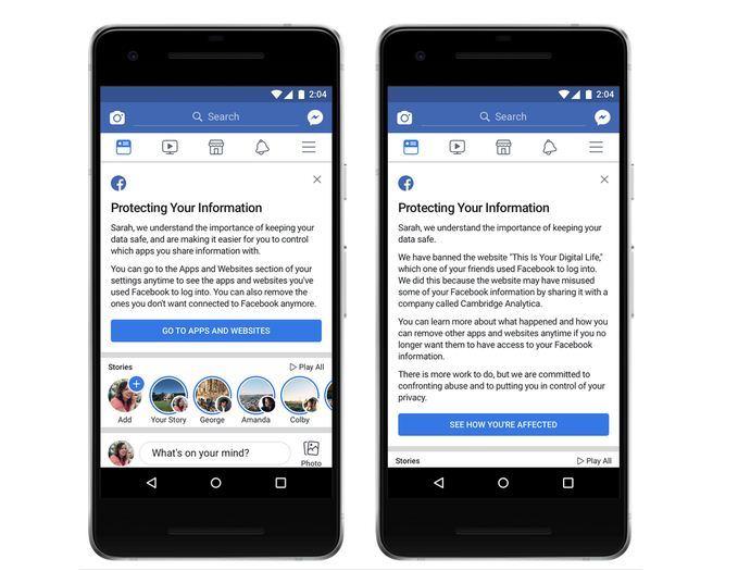 Cách nhận biết bạn có lộ thông tin tài khoản trên Facebook