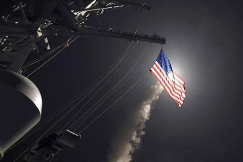 Sức mạnh khủng khiếp của tên lửa Tomahawk Mỹ từng nã vào Syria