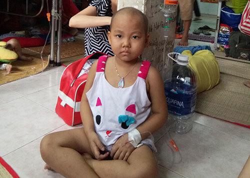 Ung thư máu,ung thư máu ở trẻ em,hoàn cảnh khó khăn,dấu hiệu nhận biết ung thư máu sớm,bệnh hiểm nghèo,từ thiện vietnamnet