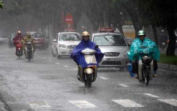dự báo thời tiết,tin thời tiết,thời tiết Hà Nội