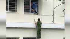 Áp lực học hành, nam sinh nhảy cầu tự tử để lại thư tuyệt mệnh