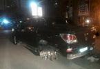 Vụ ô tô kéo lê người trên phố: Nguyên nhân lãng xẹt