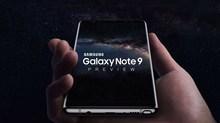 Tin nóng Galaxy Note 9: Pin 4000mAh, màn hình 6.4 inch?