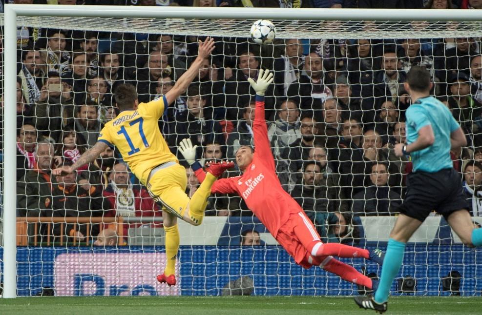 Real Madrid,Juventus,Cristiano Ronaldo,Buffon