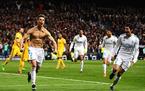 Ronaldo ngạc nhiên khi thấy cầu thủ Juventus nổi khùng
