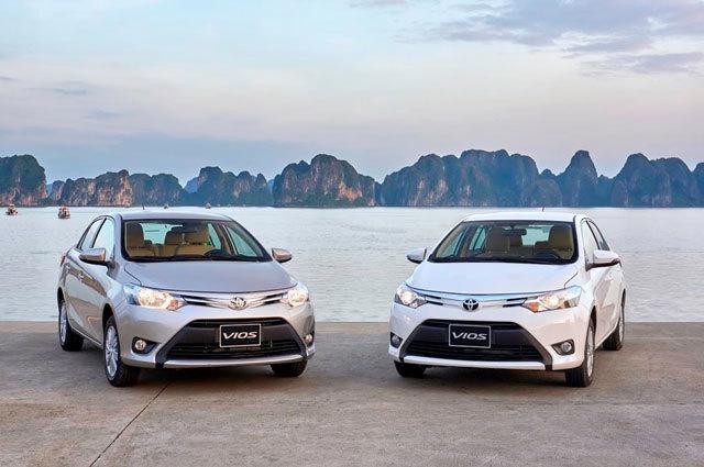 Top 10 mẫu ô tô bán chạy nhất tại thị trường Việt Nam quý I/2018