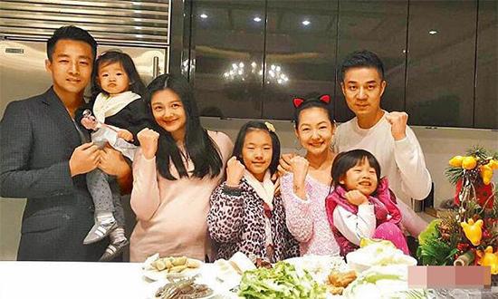 Từ Hy Viên đến Việt Nam nghỉ dưỡng khi mang thai lần 3