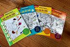 Bộ sách luyện óc quan sát và khả năng tập trung cho trẻ