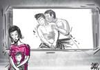 Vợ đòi ly hôn vì chồng chỉ 'mê trai'