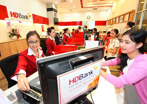 3 tháng đầu năm, HDBank đạt lợi nhuận 1.045 tỷ đồng