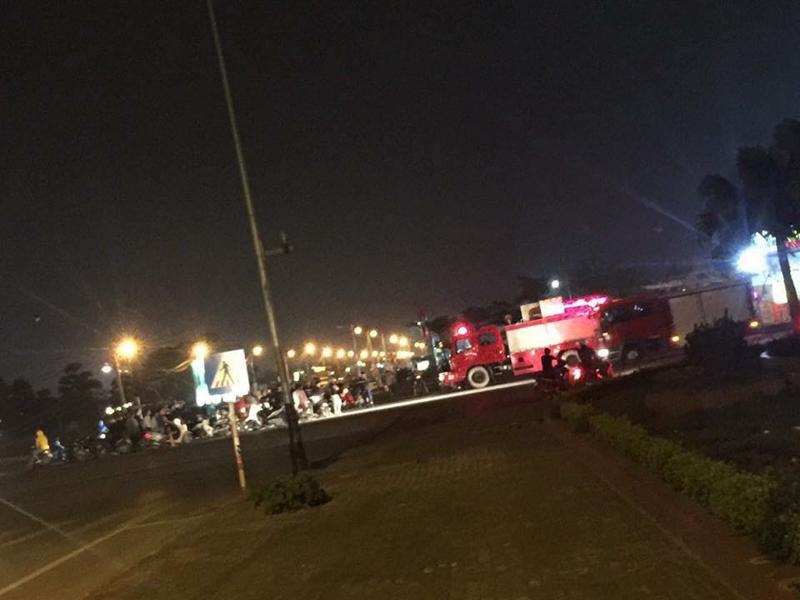 tai nạn,tai nạn giao thông,cứu hỏa,Hà Nội