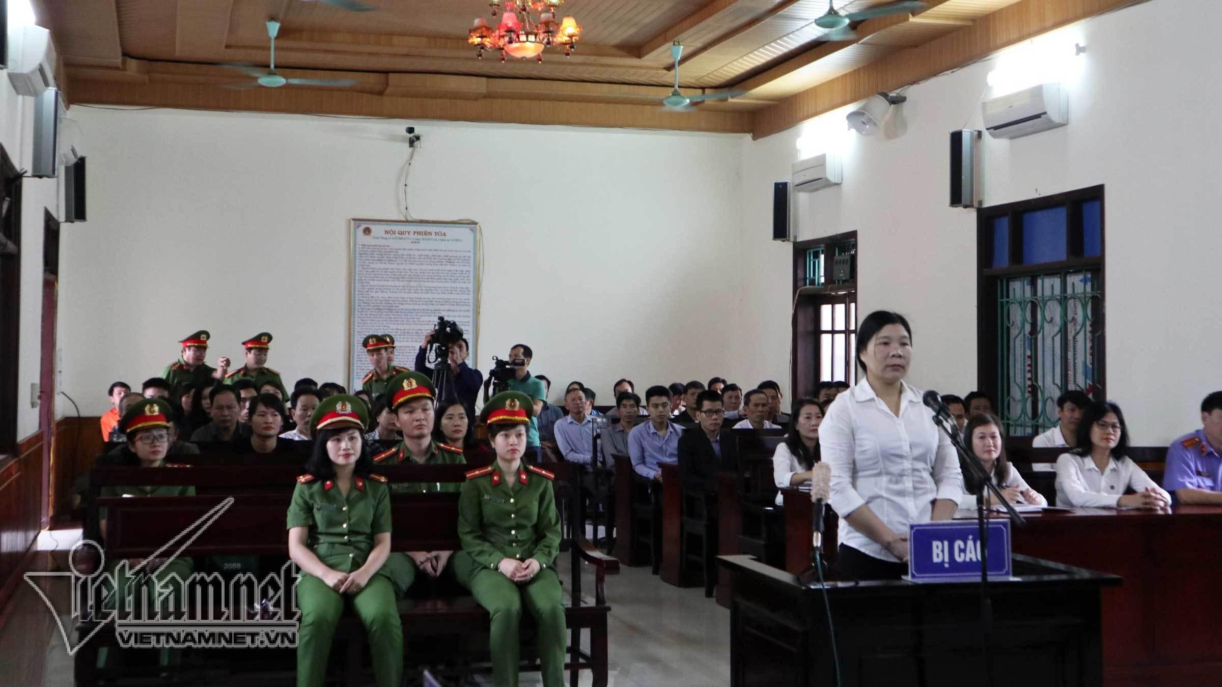 Hoạt động lật đổ chính quyền,tụ tập gây rối,Hà Tĩnh,Trần Thị Xuân,hội anh em dân chủ