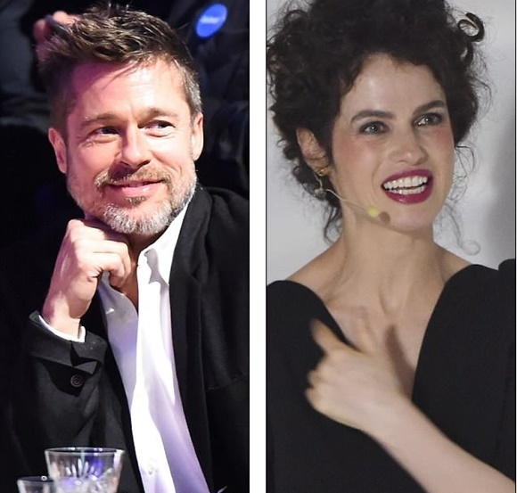 Brad Pitt,Neri Oxman,Angelina Jolie