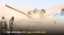 Syria sẵn sàng nghênh chiến phương Tây ra đòn