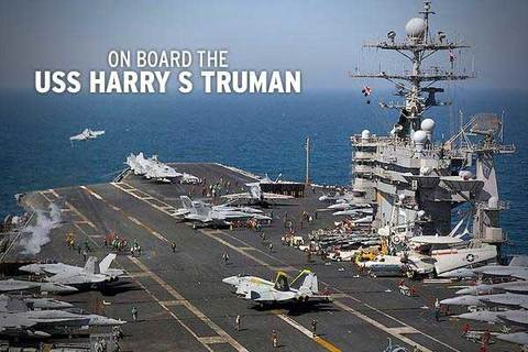 Tàu Uss harry Truman