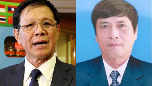 Phan Văn Vĩnh,Nguyễn Thanh Hóa,Rikvip,Chống tham nhũng,tướng công an,Cờ bạc trực tuyến
