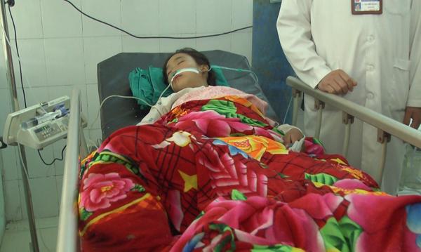 thuốc trừ sâu,Hà Giang,học sinh,bệnh viện
