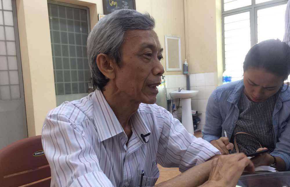 Hiệu trưởng Trường Nguyễn Khuyến: 'Học sinh tự tử đạt 8,9 điểm'