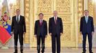 Tổng thống Putin: Quan hệ Nga-Việt Nam đang phát triển tốt đẹp