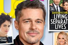 Brad Pitt thường xuyên ngủ lại nhà bạn gái tin đồn kém 12 tuổi