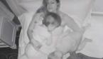 Người mẹ đặt máy quay trên trần lúc ngủ và điều bất ngờ sau đó