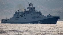 Tàu chiến Nga rời căn cứ ở Syria
