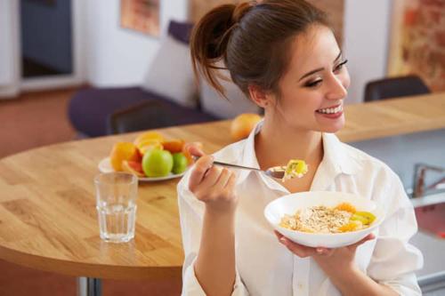 Kết quả hình ảnh cho giảm cân khi ăn