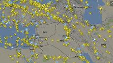 Bức ảnh cho thấy nỗi khiếp sợ tên lửa Mỹ trên bầu trời Syria