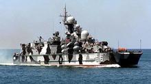 Xem tàu siêu tốc diệt hạm Nga có thể điều tới Syria