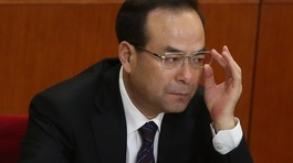Cựu ủy viên Bộ Chính trị Trung Quốc hầu tòa