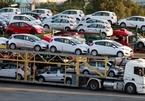 Ô tô Thái Lan đổ về, giá 480 triệu đồng/chiếc