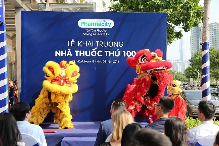 Pharmacity chính thức trở thành chuỗi nhà thuốc lớn nhất Việt Nam