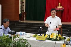 Sân bay Long Thành chậm: Phó Thủ tướng chất vấn Thứ trưởng