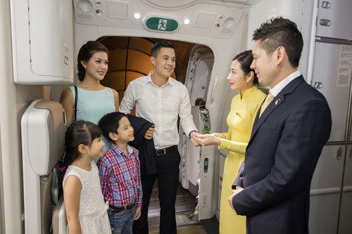Bị phạt tiền triệu vì ngồi 'nhầm chỗ' trên máy bay