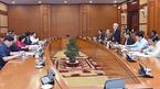 Bộ Chính trị cho ý kiến về các đề án trình hội nghị Trung ương 7