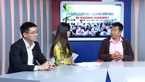 P2 video 1 bàn tròn môi trường giáo dục
