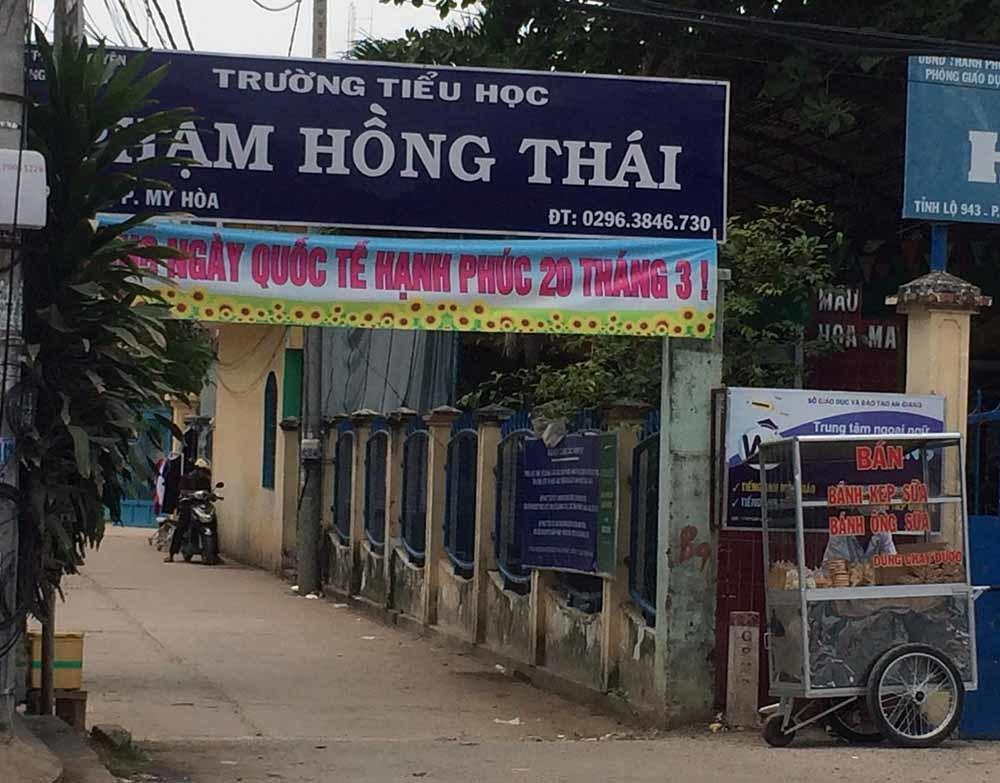 truong tieu hoc pham hong thai