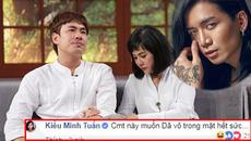 Kiều Minh Tuấn dọa 'đánh' BB Trần vì trêu Cát Phượng
