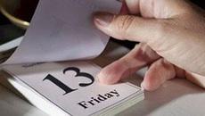 Điều ít biết về thứ 6 ngày 13