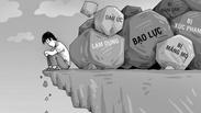 Cha mẹ tham lam và sợ hãi: Hãy dừng lại!