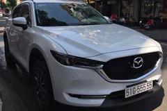 Hi hữu Mazda CX-5 cũ rao bán giá gấp đôi xe mới