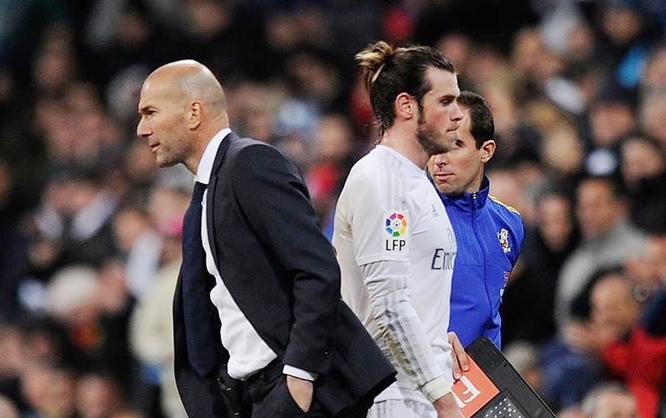 Bale xung khắc với Zidane, liệu MU có cơ hội?