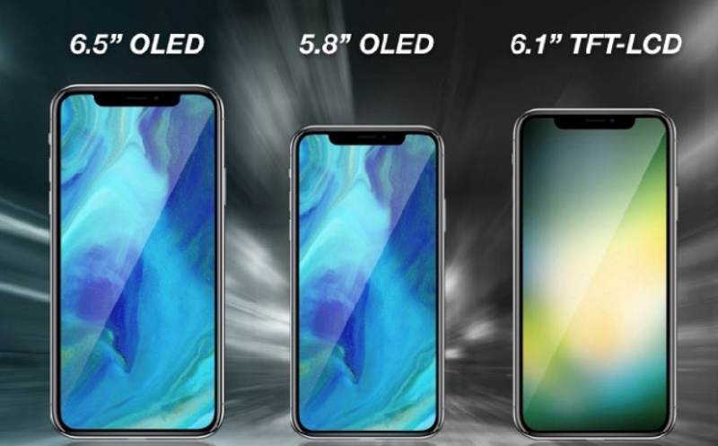 iPhone X Plus,iPhone 2018,Apple,iPhone Xs,smartphone,giá iPhone