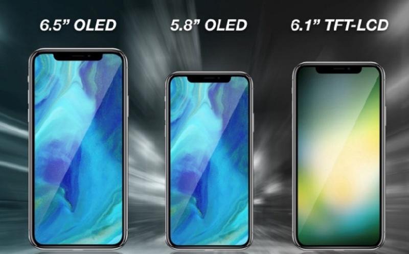 Đôi nét về iPhone 2018 Apple sắp sửa cho ra mắt