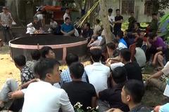 80 công an bắt ổ đá gà ăn tiền di chuyển khắp Nghệ An