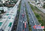 Tuyến metro đầu tiên ở Sài Gòn lắp mái vòm cho nhà ga