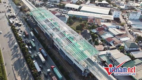 Metro số 1 Bến Thành- Suối Tiên