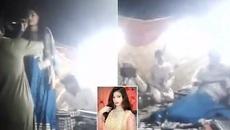 Ca sĩ mang bầu bị bắn chết ngay trên sân khấu
