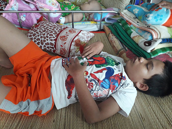 ung thư,bệnh hiểm nghèo,hoàn cảnh khó khăn,từ thiện vietnamnet