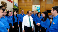 Thủ tướng: Phải tăng cường đối thoại với thanh niên